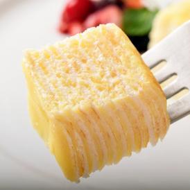 スイーツ 業務用 北海道 ミルクレープ 8個 正規品 冷凍 同梱可能 北海道グルメ お取り寄せ お菓子 洋菓子 おやつ ケーキ お土産 贈り物 お返し 贈答 ギフト 冷凍 同梱可能 送料無料