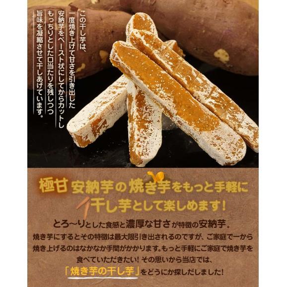 安納芋 干し芋 芋 ドライフルーツ 焼き芋の干し芋 種子島産 100g×10袋 まとめ買いお得セット 送料無料03
