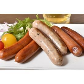 肉 にく ニク ソーセージ3種セット バジル500g×2袋 チョリソー500g×2袋 スモーク500g×2袋 合計3kg 冷凍 送料無料