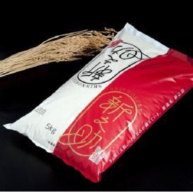 新潟が生み出した、大粒・美味な新品米