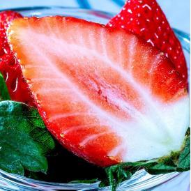 佐賀の新イチゴ「いちごさん」