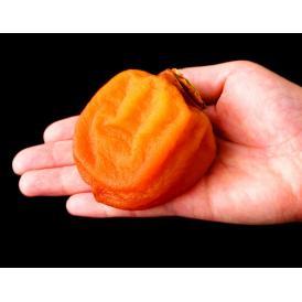 JAふくしま未来『伊達の大粒あんぽ柿』福島県産 干柿 5~6Lサイズ 約230g(2~3粒)×4パック ※常温 送料無料