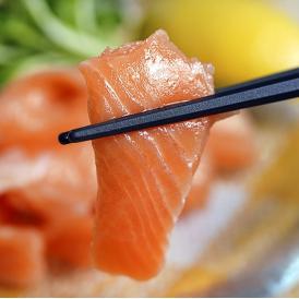 サーモン 鮭 さけ 訳あり アトランティックサーモン 切り落とし 生食用 200g×5袋 計1kg 送料無料 冷凍