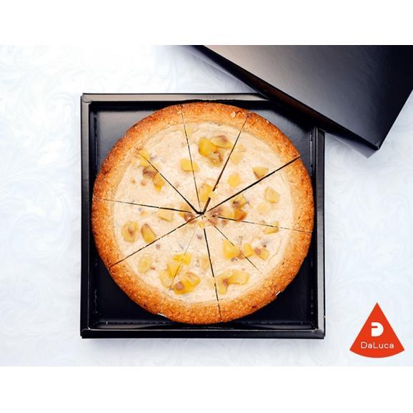 DaLuca『ベイクドチーズケーキ(四万十栗)』 1ホール 6号サイズ(18cm)10カットタイプ ※冷凍 送料無料03