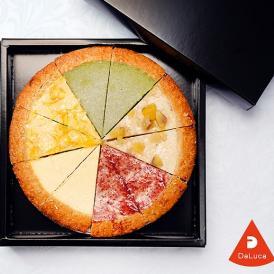濃厚チーズケーキ5種!