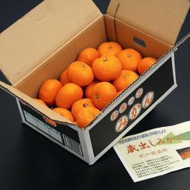 まるむね 紀ノ国みかん 熊本県産 約3kg(M~LまたはL~2L混合) 産地箱 ※常温