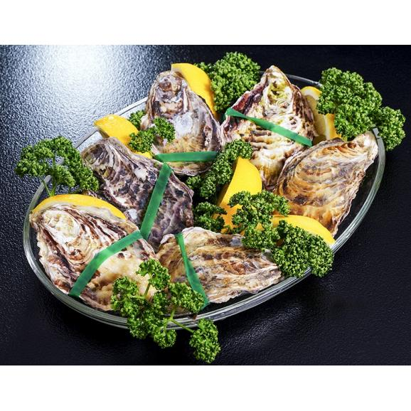 【賞味間近最短2021年10月】瀬戸内海産 『殻付き牡蠣』 生食用 小粒Sサイズ 2ダース 6個入×4袋 (1個:55~64g) ※冷凍 送料無料02