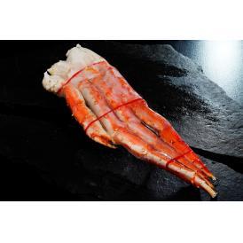 【5Lタラバ・1肩】ボイルタラバ蟹 特大5Lサイズ 総重量1kg (解凍後NET800g:約2~3人前) ロシア産 国内加工 ※冷凍 送料無料