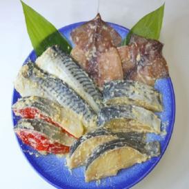 【母の日の贈り物】つきぢ尾粂 特撰 漬魚詰合せ