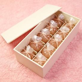 京都 鶴屋光信 母の日 ギフト 和菓子 木箱詰合せ 恋桜10個入り