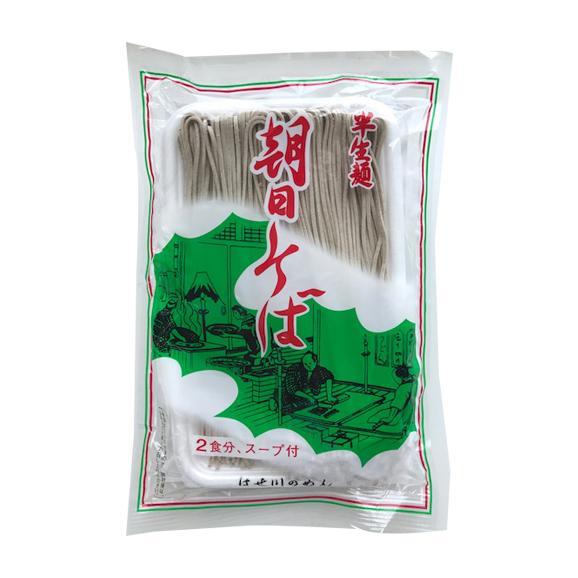 朝日そば(半生麺)[240g×6袋]めんつゆ付き03