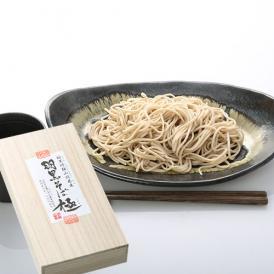 こだわりの蕎麦登場!霊峰「羽黒山」の麓で栽培された貴重な蕎麦粉と国内産小麦粉で仕上げた五割蕎麦です。