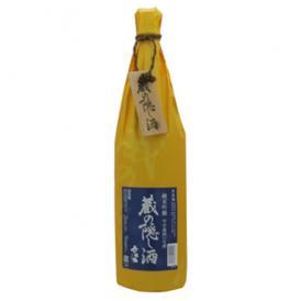 【六歌仙】蔵の隠し酒純米吟醸雪中蔵囲い生[1800ml]
