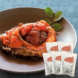 鯉甘煮 5切詰合せ(170g×5袋)[化粧箱入]