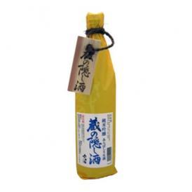 【六歌仙】蔵の隠し酒純米吟醸あらばしり生[720ml]