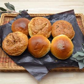 ボー・ションドブレのスイーツパン6個セット(6種類×各1個入)[箱入]