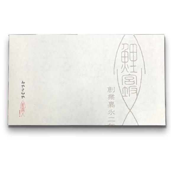 鯉のみそ煮5切詰合せ(160g×5袋)[化粧箱入]04