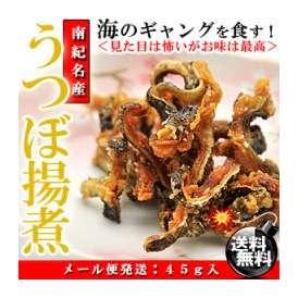 海のギャング うつぼ揚煮(45g入り)[送料無料][干物][珍味][無添加]