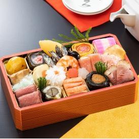 日本料理 卯之庵 お一人様用 初春小箱 -全20品-