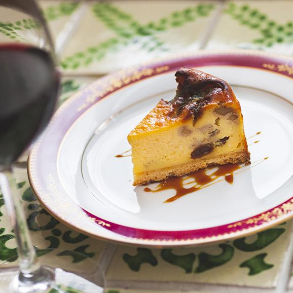ゴルゴンゾーラベイクドチーズケーキ02
