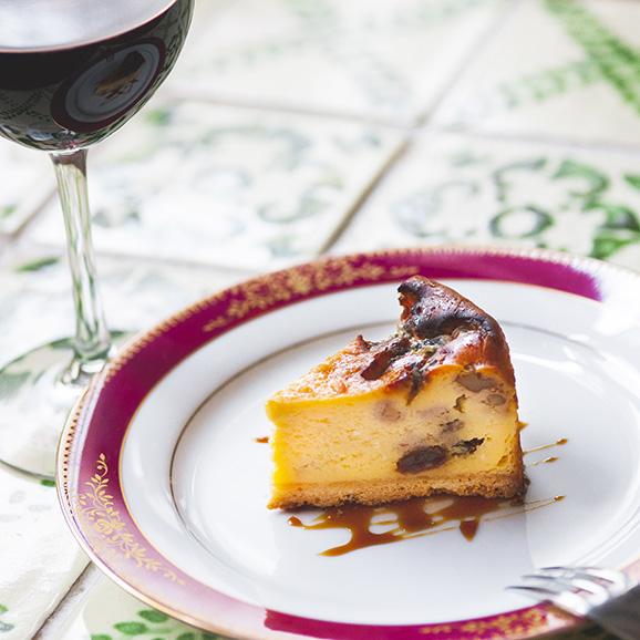ゴルゴンゾーラベイクドチーズケーキ04