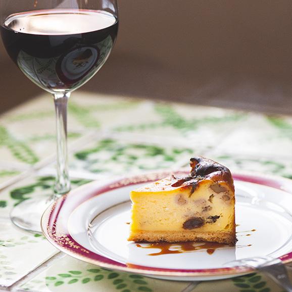 ミニ・ゴルゴンゾーラベイクドチーズケーキ02