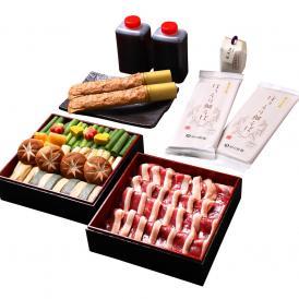 京鴨と九条葱鍋セット(3~4人前)【送料無料】