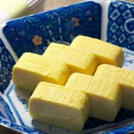出汁を効かせた京風の味。冷めてもしっとりした食感が味わえるのが特長です。