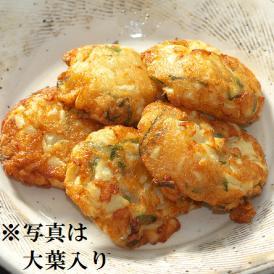 京都産の竹の子にチェダーチーズを加え、すり身で揚げた一品。