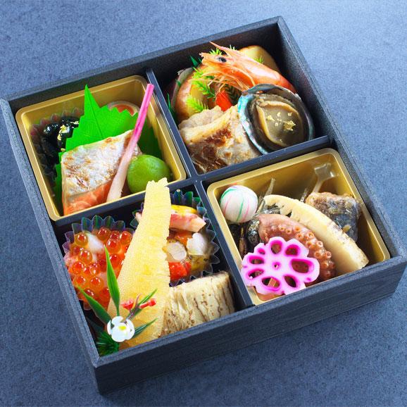 【送料無料】食べきり京おせち(3人前)01