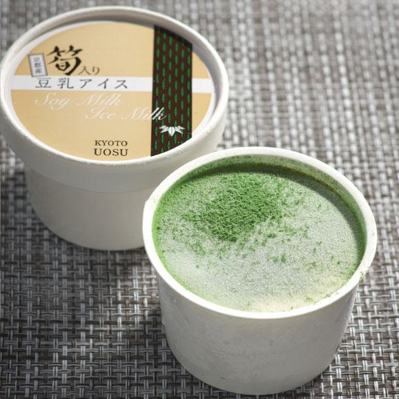 【1日10個限定】笹羊羹と筍入り豆乳アイスのオリジナルスイーツ■ギフトセット02
