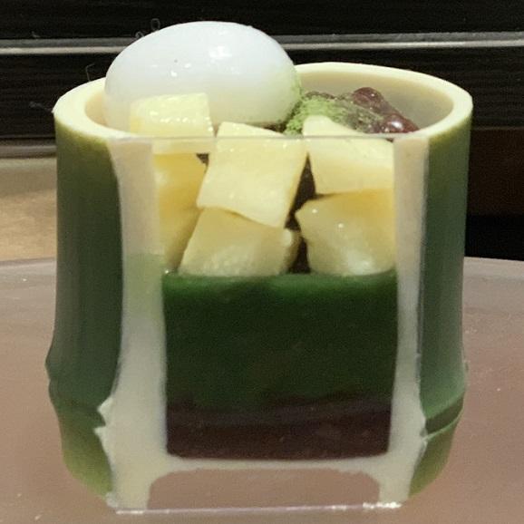 【1日10個限定】笹羊羹と筍入り豆乳アイスのオリジナルスイーツ■ギフトセット04