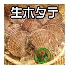 生ホタテ 7kg(28から31枚入)(宗谷または猿払産 送料無料)