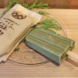 アイスキャンディー【小豆 & 抹茶 6本入り・冷凍】1セット