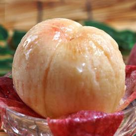 温室桃 約1kg 4~6玉 山梨県産 贈答品 JA全農やまなし 秀品規格 化粧箱入り 味わい抜群のプレミアムギフト!美しい果実にジューシーな果肉と上品な風味