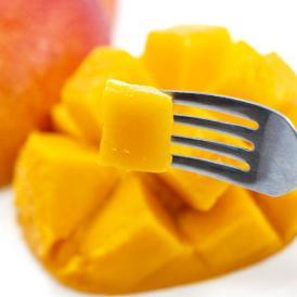 台湾マンゴー アップルマンゴー 約2.3kg 5~7玉 台湾産 甘み溢れる南国フルーツ!