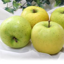 黄王 きおう 林檎 約5kg 20~26玉 青森県産 贈答規格 酸味の少ない香り豊かな優しい甘みの黄色りんご!