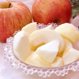 さんさ 林檎 約10kg 34~50玉 訳あり品 岩手県産 豊かな甘みと爽やかな風味!濃厚な味わいのお得な早生りんご