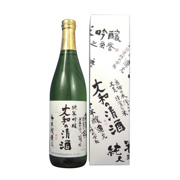 純米吟醸 大和の清酒 720ml01