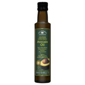 ニュージーランド産の高品質なアボカドを1本につき約20~25個使用したエキストラバージンオイル。