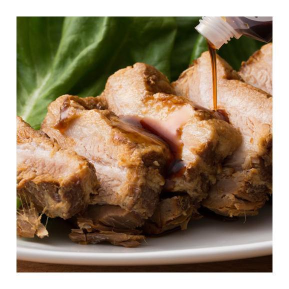 焼き豚P チャーシューセット【バラ肉:255g、モモ肉:310g】【全国一律送料無料】03