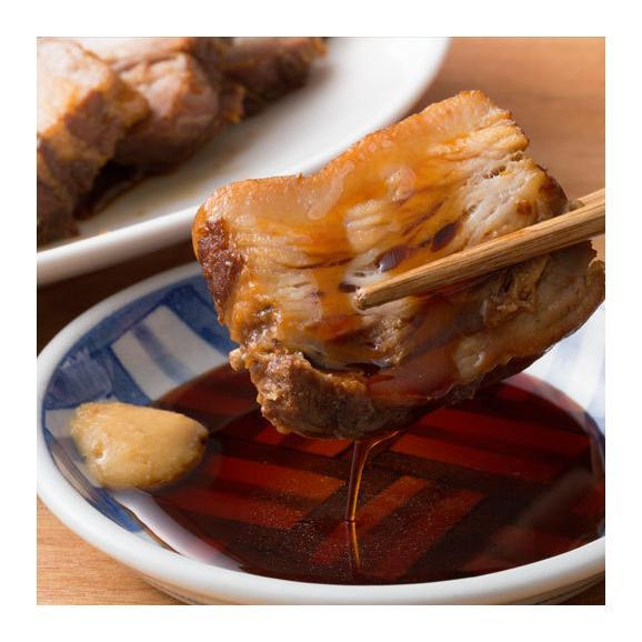 焼き豚P チャーシューセット【バラ肉:255g、モモ肉:310g】【全国一律送料無料】05