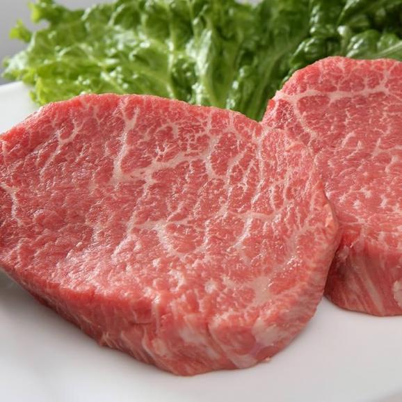松阪牛赤身ステーキ食べ比べセット3部位04