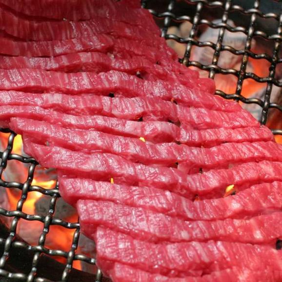 松阪牛モモ肉ダイヤモンドカット 100g02
