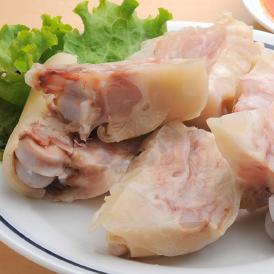 豚足 味噌ダレ付き10本セット(カット)<在宅応援商品>送料無料