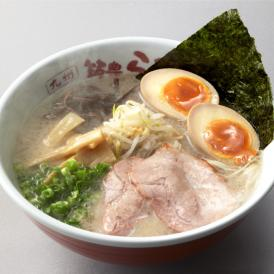 九州筑豊ラーメン焼豚高菜生ラーメンとんこつ6食セット