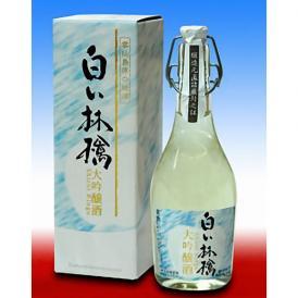 清酒 大吟醸 白い林檎 (500ml)