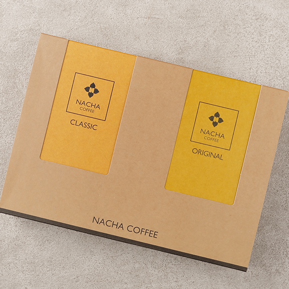 NACHA COFFEE / オリジナル・クラシック詰合せ02