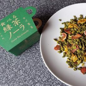 食べる緑茶ノーラ