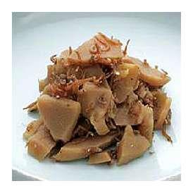 【京料理 矢尾卯】 完全無添加、200年続く当店伝統の変わらぬ味わい竹の香ちりめん